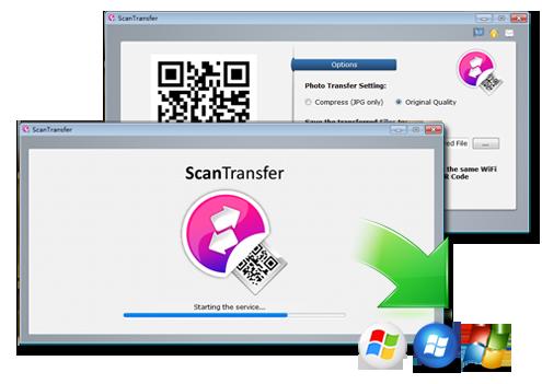 برای اولین بار آموزش انتقال عکس و ویدیو به آسانترین شیوه بین ویندوز و موبایل